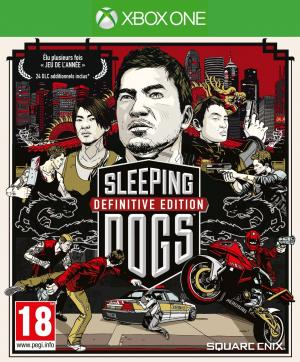 Echanger le jeu Sleeping Dogs - Definitive Edition sur Xbox One