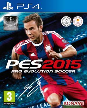 Echanger le jeu PES 2015 sur PS4
