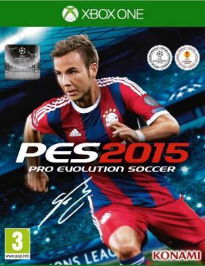 Echanger le jeu PES 2015 sur Xbox One