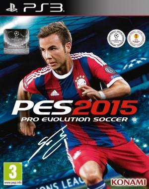 Echanger le jeu  PES 2015 sur PS3