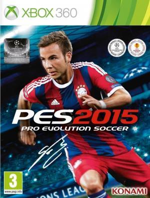 Echanger le jeu PES 2015 sur Xbox 360