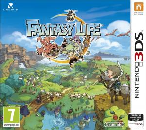 Echanger le jeu Fantasy Life sur 3DS