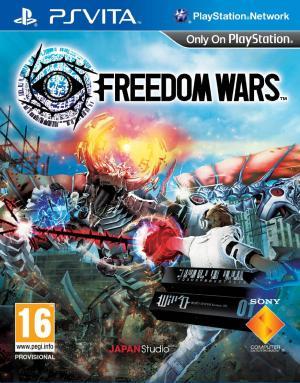 Echanger le jeu Freedom Wars sur PS Vita
