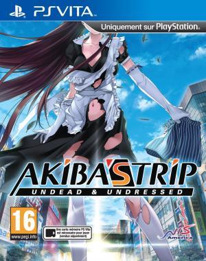 Echanger le jeu Akiba's Trip 2 : Undead & Undressed sur PS Vita