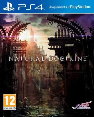Echanger le jeu Natural Doctrine (Jeu uniquement en anglais) sur PS4