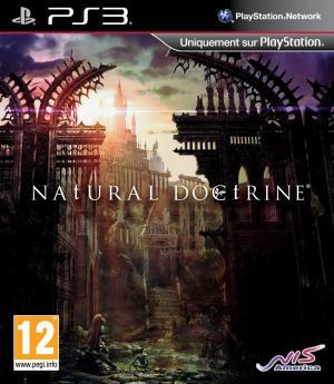 Echanger le jeu Natural Doctrine (Jeu uniquement en anglais) sur PS3