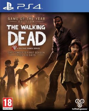 Echanger le jeu The Walking Dead : saison 1 - édition jeu de l'année sur PS4