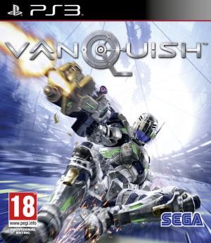 Echanger le jeu Vanquish sur PS3