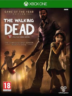 Echanger le jeu The Walking Dead : saison 1 - édition jeu de l'année sur Xbox One