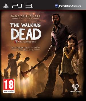 Echanger le jeu The Walking Dead : saison 2 sur PS3