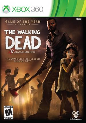 Echanger le jeu The Walking Dead : saison 2 sur Xbox 360