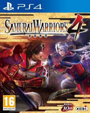 Echanger le jeu Samurai Warriors 4 (en anglais uniquement) sur PS4