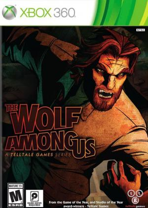 Echanger le jeu The Wolf Among Us sur Xbox 360