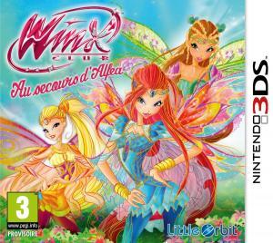 Echanger le jeu Winx Club : au secours d'Alféa sur 3DS