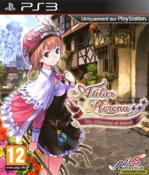 Echanger le jeu Atelier Rorona sur PS3