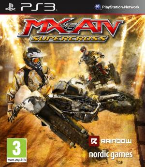 Echanger le jeu MX vs. ATV: Supercross  sur PS3