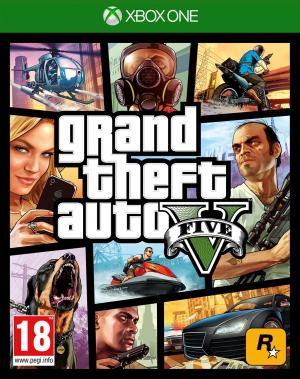 Echanger le jeu Grand Theft Auto V (GTA 5) sur Xbox One