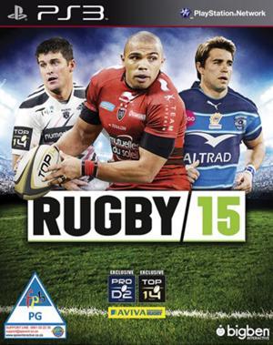 Echanger le jeu Rugby 15 sur PS3