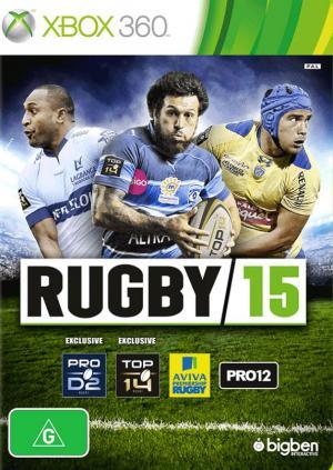 Echanger le jeu Rugby 15 sur Xbox 360