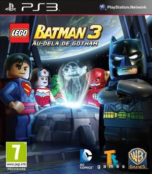 Echanger le jeu Lego Batman 3 : Au delà de Gotham sur PS3