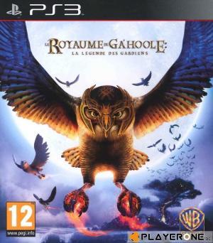 Echanger le jeu La légende des gardiens : Le royaume de Ga'hoole sur PS3