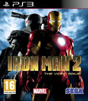 Echanger le jeu Iron Man 2 sur PS3