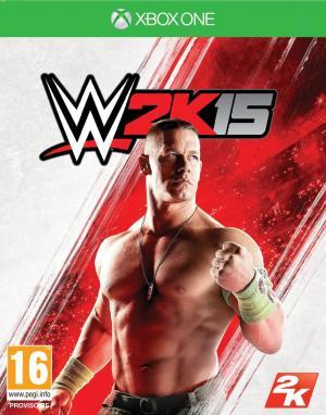 Echanger le jeu WWE 2K15 sur Xbox One