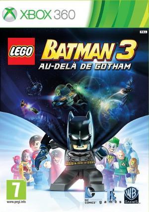 Echanger le jeu Lego Batman 3 : au-delà de Gotham sur Xbox 360