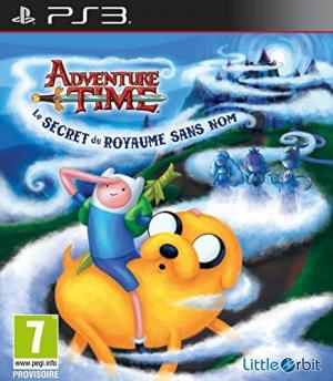 Echanger le jeu Adventure Time : le secret du royaume sans nom sur PS3