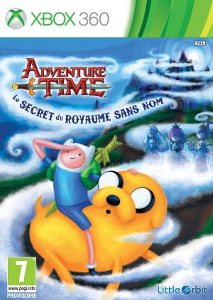 Echanger le jeu Adventure Time : le secret du royaume sans nom sur Xbox 360