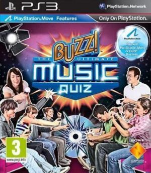 Echanger le jeu Buzz! The ultimate music quizz 2010 sur PS3