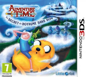 Echanger le jeu Adventure Time : le secret du royaume sans nom sur 3DS