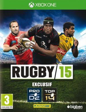 Echanger le jeu Rugby 15 sur Xbox One
