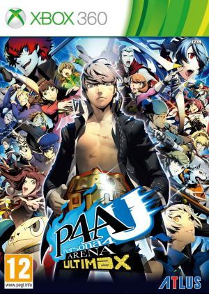 Echanger le jeu Persona 4 : Arena Ultimax sur Xbox 360