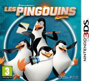Echanger le jeu Les Pingouins de Madagascar sur 3DS