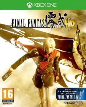 Echanger le jeu Final Fantasy Type-0 HD sur Xbox One