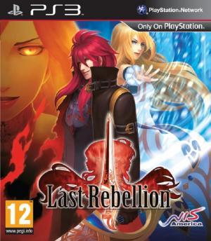 Echanger le jeu Last Rebellion sur PS3