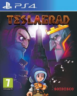 Echanger le jeu Teslagrad sur PS4