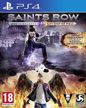 Echanger le jeu Saints Row Re-Elected sur PS4