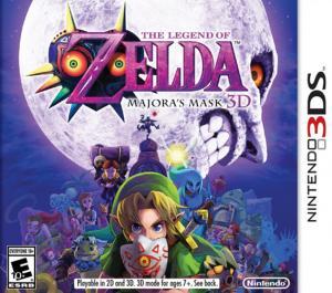 Echanger le jeu The Legend of Zelda : Majora's Mask 3D sur 3DS
