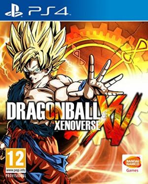 Echanger le jeu Dragon Ball Xenoverse sur PS4