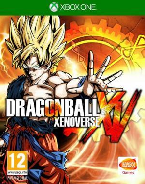 Echanger le jeu Dragon Ball Xenoverse sur Xbox One