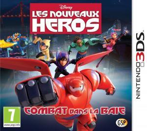 Echanger le jeu Les nouveaux héros : Big Hero 6 sur 3DS