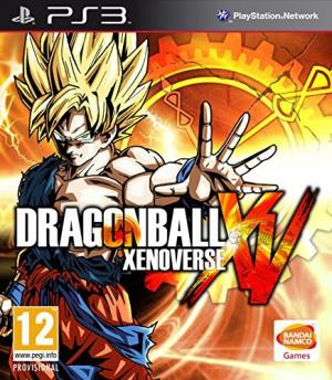 Echanger le jeu Dragon Ball Xenoverse sur PS3