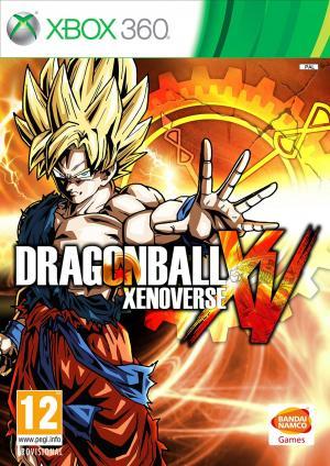 Echanger le jeu Dragon Ball Xenoverse sur Xbox 360