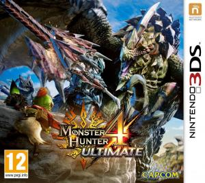 Echanger le jeu Monster Hunter 4 Ultimate sur 3DS