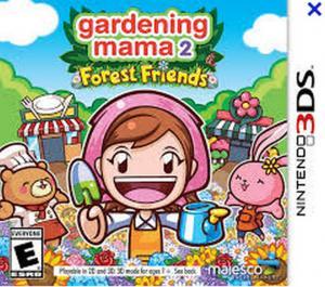 Echanger le jeu Gardening mama 2 - Forest Friends sur 3DS