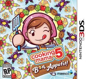 Echanger le jeu Cooking mama 5 : Bon Appetit! sur 3DS