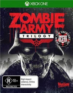 Echanger le jeu Zombie Army Trilogy sur Xbox One