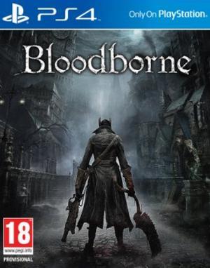 Echanger le jeu Bloodborne sur PS4
